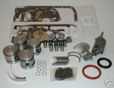Spitfire Engine Rebuild Engine Rebuild Kit Triumph