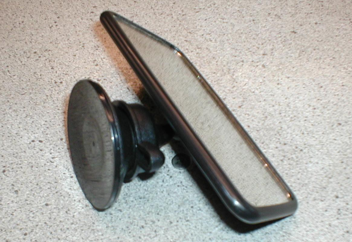 Rear View Mirror 5 Inch Suction Type Classic Amp Kit Cars Mg